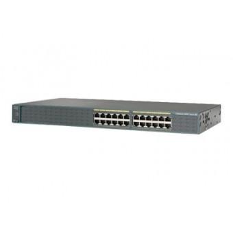 Коммутатор (switch) Cisco WS-C2960-24-S