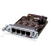 Голосовой модуль Cisco VIC3-4FXS/DID=