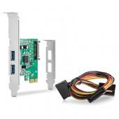 Плата расширения HP QT587AA USB 3.0 Card