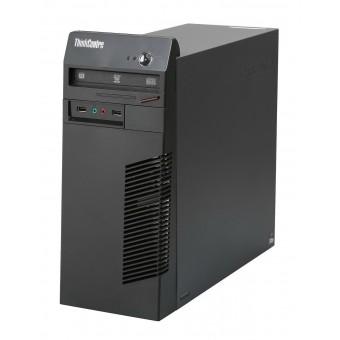 Настольный компьютер Lenovo ThinkCentre M72e (RD2B8RU)