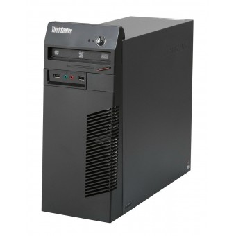Настольный компьютер Lenovo ThinkCentre M72e (RD2B9RU)