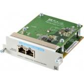Модуль для коммутаторов HP J9732A 2920 2-port 10GBASE-T Module