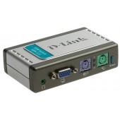 KVM переключатель D-Link KVM-121