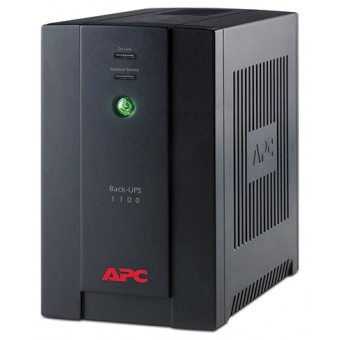 ИБП APC BX1100CI Back-UPS 1100VA (1100VA, 660V)