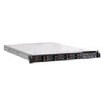 """IBM x3550 M3 1U Rack, 1xXeon 6C X5650 (2.66GHz/1333MHz/12MB), 1x4GB 1.35V RDIMM, noHDD 2,5"""" SATA/SAS"""