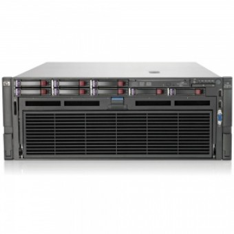 Proliant DL585R7 6276 Rack4U/4xOpt16C 2.3Ghz(16Mb)/16x8GbR2D/no SFFHDD(8)/P410iwFBWC(1Gb/RAID5+0/5/1