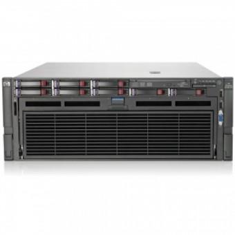 Proliant DL585R7 6282SE Rack4U/4xOpt16C 2.6Ghz(16Mb)/16x8GbR2D/no SFFHDD(8)/P410iwFBWC(1Gb/RAID5+0/5