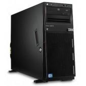 """Express x3300 M4 Tower 4U,1x Xeon E5-2420 6C (1.9GHz/15M/1333MHz/95W),1x8GB 1.35V RDIMM, noHDD 3.5"""""""