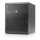 ProLiant MicroServer AMD Turion II NEO NHP/SATA/UMTower/N40L DC (1.5GHz,2Mb)/1x4GBUD/No HDD LFF SATA