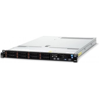 Сервер IBM ExpSel x3550 M4 Rack 1U (7914K2G)