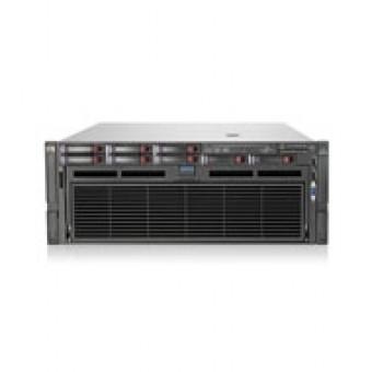 Сервер Proliant DL580R07 E7-4807 6-core 2P SAS (643066-421)