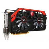 Видеокарта GeForce GTX760 MSI GAMING PCI-E 2048Mb (N760 TF 2GD5/OC)