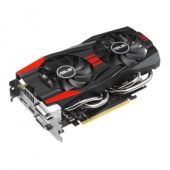 Видеокарта GeForce GTX760 ASUS PCI-E 2048Mb (GTX760-DC2OC-2GD5)
