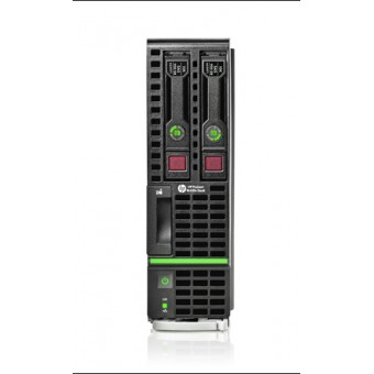 Сервер HP Proliant BL420c Gen8 668359-B21