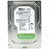Жесткий диск 500Gb SATA-II Western Digital AV-GP (WD5000AVCS)
