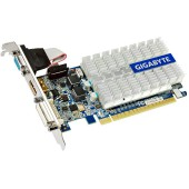 Видеокарта GeForce 210 Gigabyte PCI-E 1024Mb (GV-N210SL-1GI)