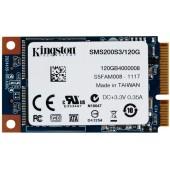 Накопитель 120Gb SSD Kingston mS200 Series (SMS200S3/120G)