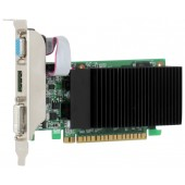 Видеокарта GeForce 8400GS InnoVISION (Inno3D) PCI-E 1024Mb (N84GS-3SDV-D3BX) OEM
