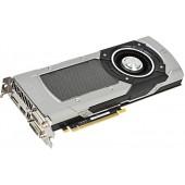 Видеокарта GeForce GTX Titan Gigabyte PCI-E 6144Mb (GV-NTITAN-6GD-B)