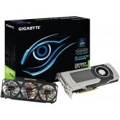 Видеокарта GeForce GTX Titan Gigabyte WindForce 3X OC PCI-E 6144Mb (GV-NTITANOC-6GD-B)