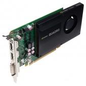 Профессиональная видеокарта Quadro K2000 HP PCI-E 2048Mb (C2J93AA)