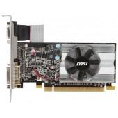 Видеокарта Radeon HD 6450 MSI PCI-E 1024Mb (R6450-MD1GD3/LP)